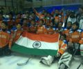 Challenge Cup of Asia 2017 : Indian Ice Hockey team registered their 3rd ever win, Finished 2nd