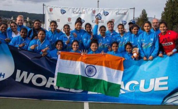 HWL Round 2 : India beat Chile to lift the trophy