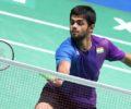 Thailand Open : Sai Praneeth Vs Jonatan Christie Live Scores & Commentary