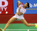 Sudirman Cup : Only P.V. Sindhu emerges victorious as India lost the tie to Denmark by 1-4