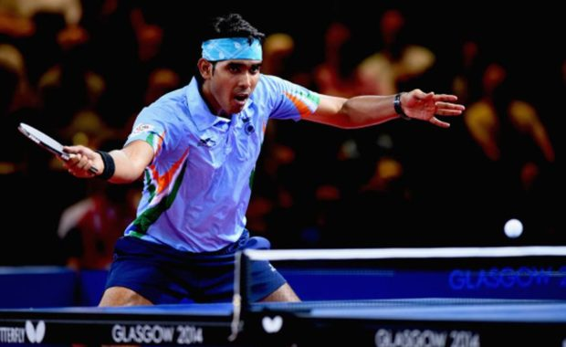 CWG 2018: Indian men's Table tennis team wins Gold by defeating Nigeria
