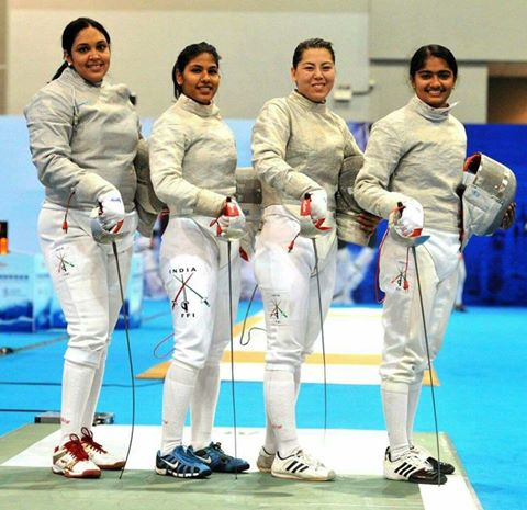 Indian Fencing