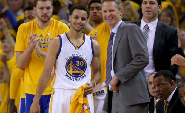 NBA Finals Game 3 : Warriors just a Game away from NBA Title
