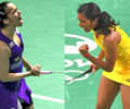 "PV Sindhu & Saina set up ""All-Indian QF"", Satwik/Chirag cause another big upset at Indonesia Masters"