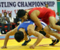 Asian Junior Wrestling Championship : Three wrestlers into Gold medal bout