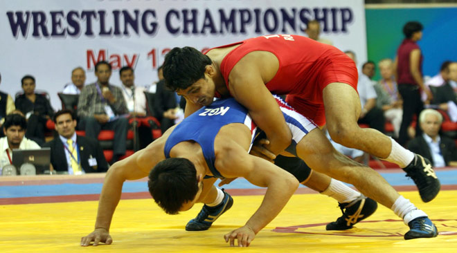 Asian Junior Wrestling