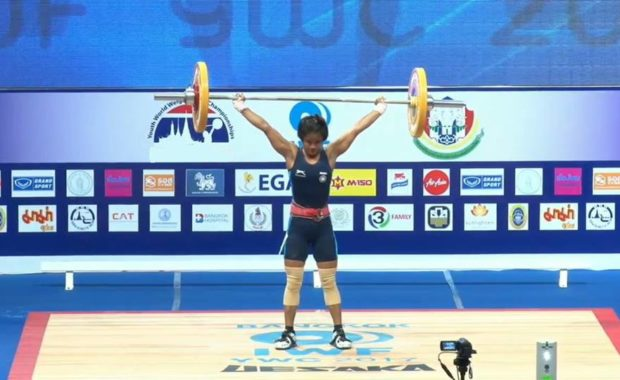 Ormila Devi Creates HISTORY, bag 3 GOLD Medals for India at Asian Youth Weightlifting