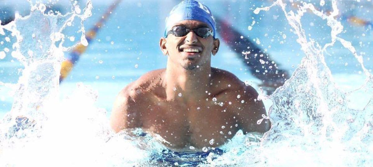 Sajan Prakash FINA World Championships Budapest