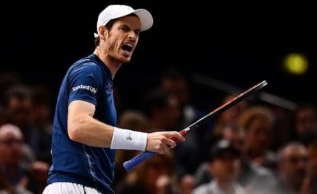 "Andy Murray's ""rehab method"" revealed ahead of clash against Roger Federer"