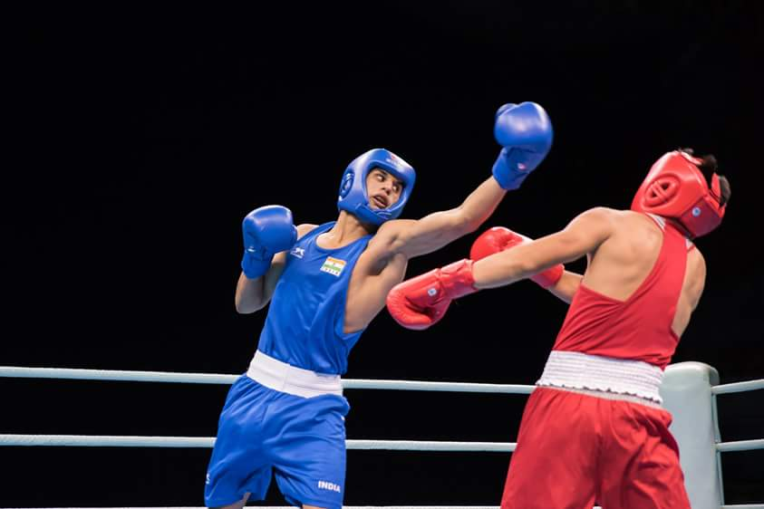 Asian Games Invitational Tournament Boxing
