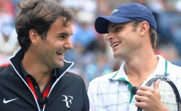 Andy Roddick Reveals what he feels about Roger Federer