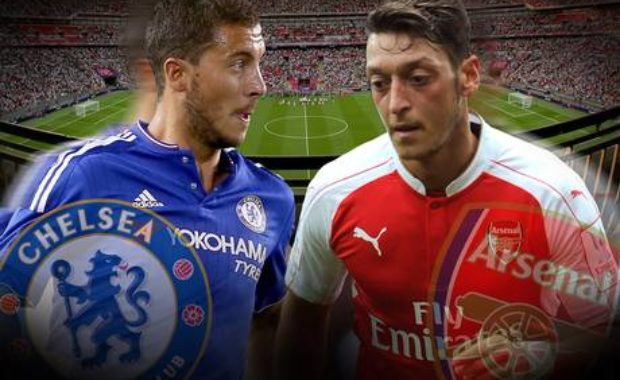 Arsenal vs Chelsea: Community Shield 2017 Prediction, team news, line-ups, start time, head to head, odds