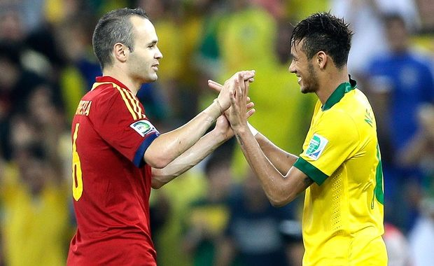 'We want this noise to be cleared up' – Iniesta