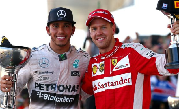 Lewis Hamilton was NOT the better driver this season but deserves F1 title – Vettel
