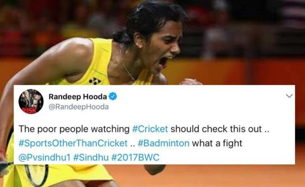 Twitter reacts as Indian Badminton Queen P.V. Sindhu wins Hearts