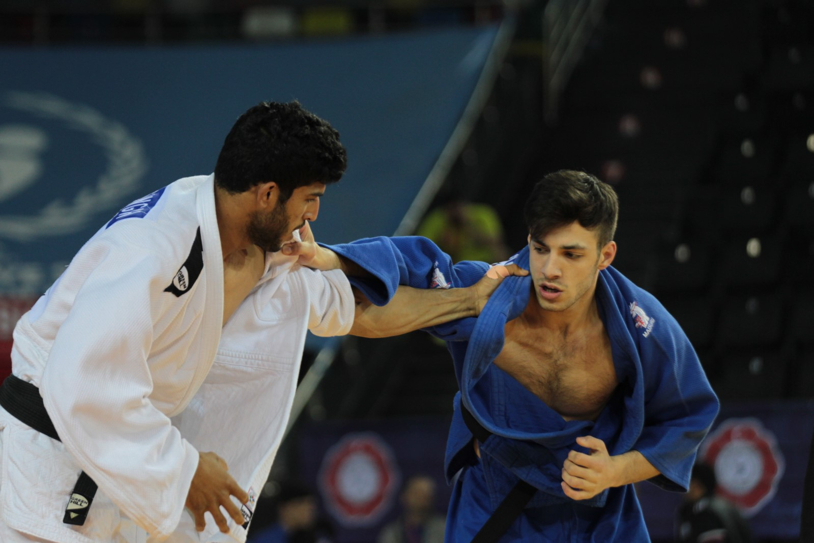 Avtar Singh in World Judo Championship 2017