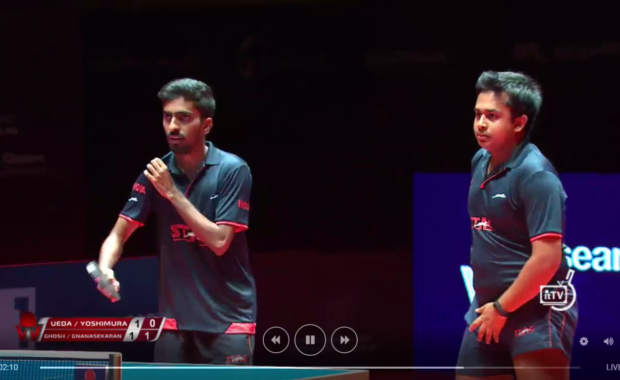 Indian Duo Finish Runners Up at Ittf World Tour : Bulgarian Open