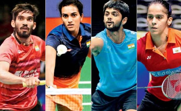 Indian Dominance in Singles continues, three more shuttlers marches into Pre-Quarters at World Champ.