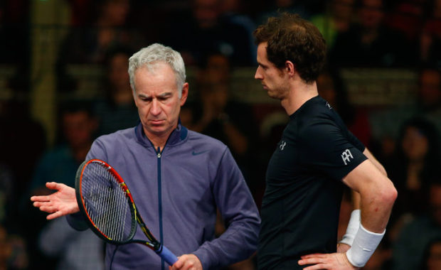 John McEnroe defends timing of Andy Murray's withdrawal, suggests a solution for the draw problem