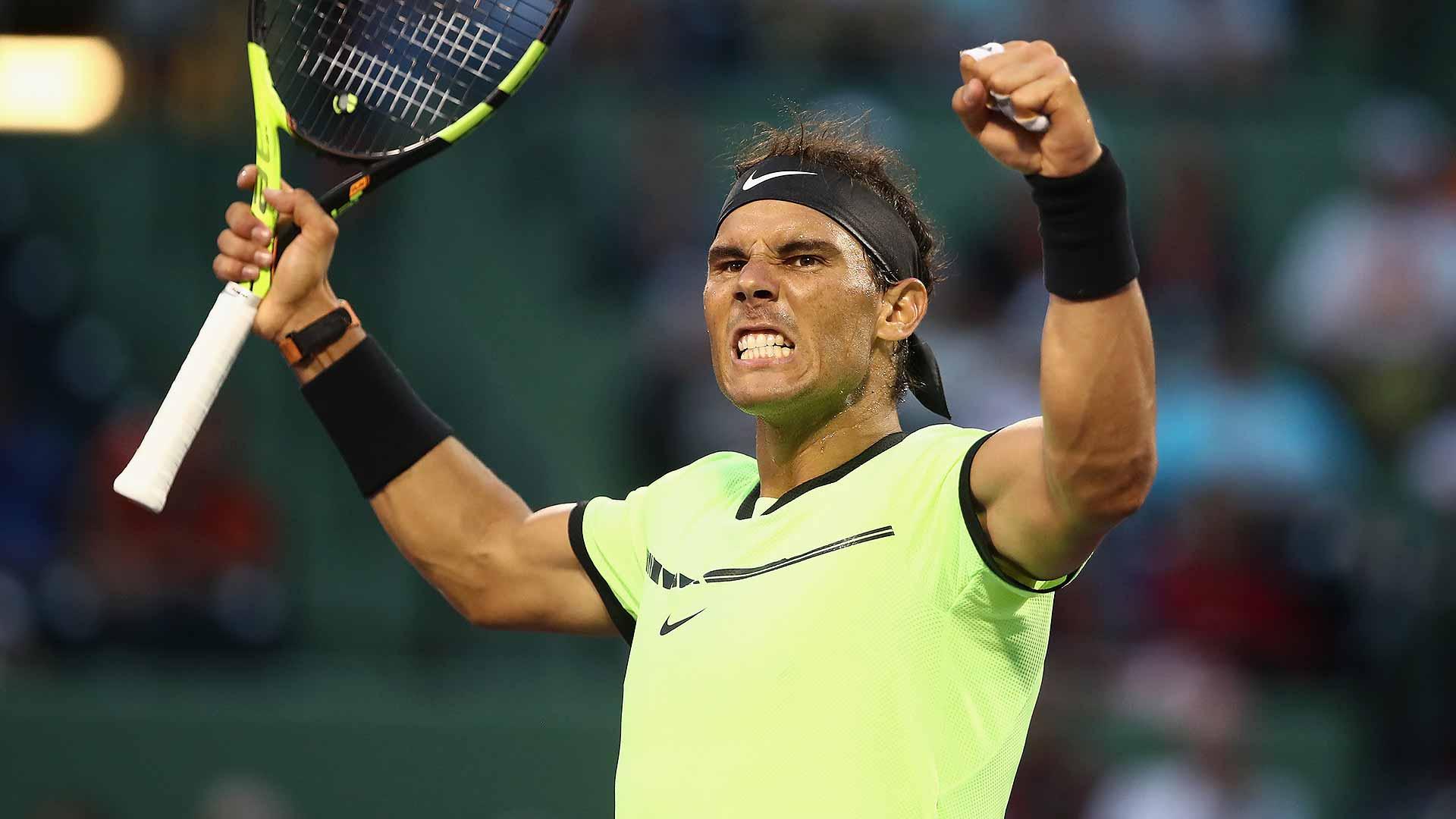 Tennis records broken in 2017