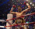 Vijender Singh bags his second WBO Title, defeats China no.1