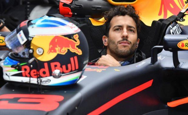 "Daniel Ricciardo : ""Red Bull needs big step towards 2018 to keep me"""