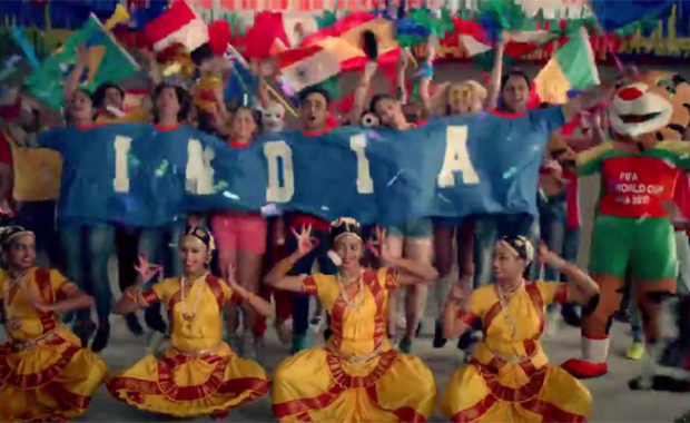 WATCH HERE : FIFA U-17 World Cup India 2017 Official Song