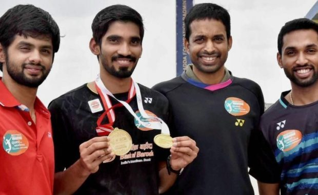 """India set to have five men's singles shuttlers in """"Top 20"""" for the first time ever"""