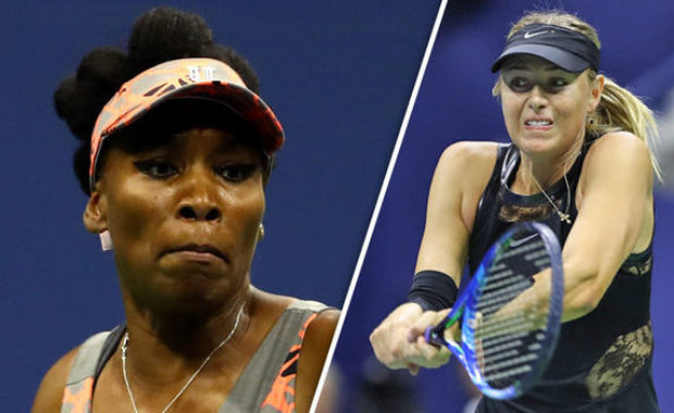 US Open 2017 Pre Quarters Results : No. 3 seed & Maria Sharapova knocked out