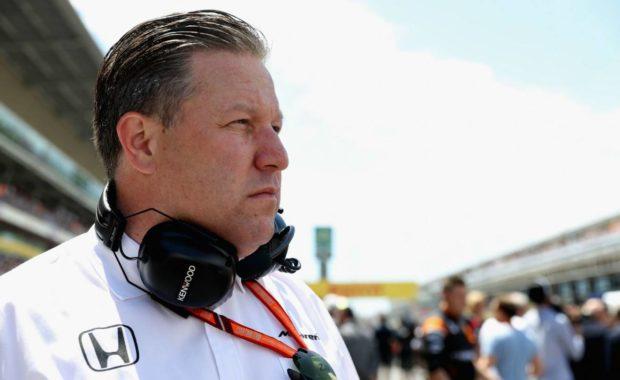 A New Twist in McLaren Saga