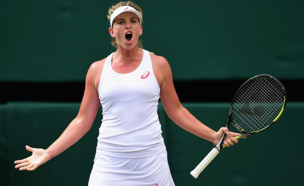 US Open Quarters Results : Top seed knocked out, USA rewrites History