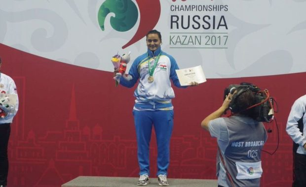 """Pooja Kadian creates History, becomes first ever """"World Champion"""" in Wushu from India"""