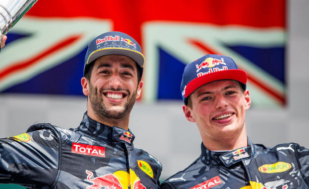 Daniel Ricciardo and Max Verstappen discuss who is the No1 driver at Red Bull