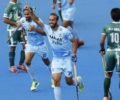 Asia Cup : Unstoppable India deflate Pakistan again, tops the Pool A