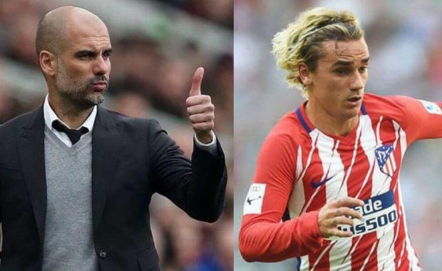 Man City to battle arch-rivals Man United & Barcelona for Atletico Madrid Star : Reports