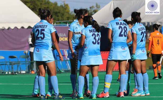 Indian women beat defending champions Japan 4-2 , set up title clash against China