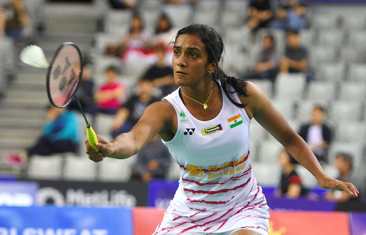 All Hope on Pv Sindhu As Saina Nehwal And H S Prannoy Crashes out