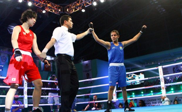Five Indians storm into women's Youth Worlds title clash