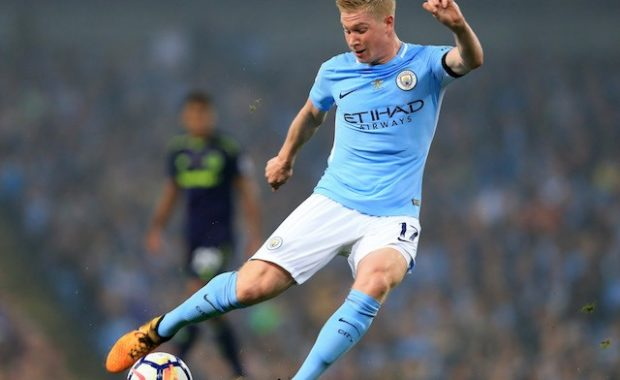 Manchester City Star reacts to Messi, Ronaldo comparisons