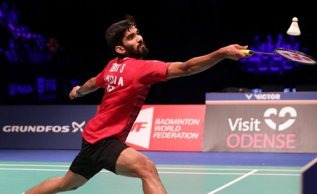 BWF Dubai Finals 2017 : Kidambi Srikanth bows out of semifinal contention
