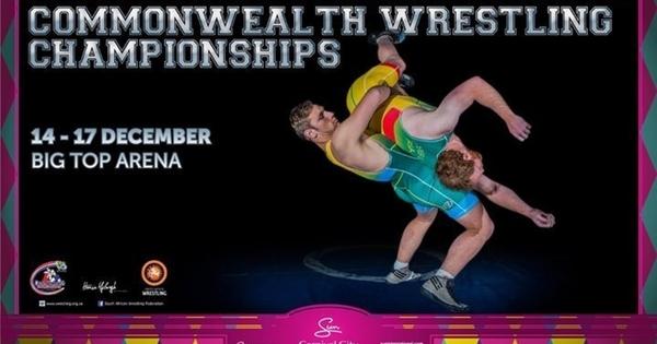 Commonwealth Wrestling Championship 2017, Johannesburg