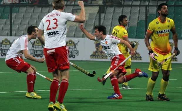 HWL Final : India goes down to England after conceding a late goal