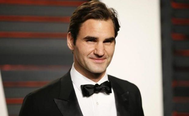 Roger Federer reveals the player he loves to party with on the Tour