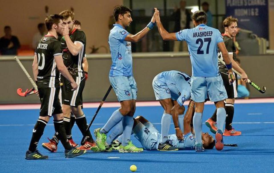 Indian hockey team Hockey World League Final