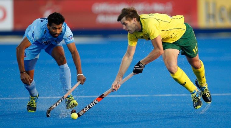 Indian hockey Vs Australia