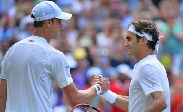 Sam Querrey reveals the best and worst thing in facing Roger Federer and Rafa Nadal