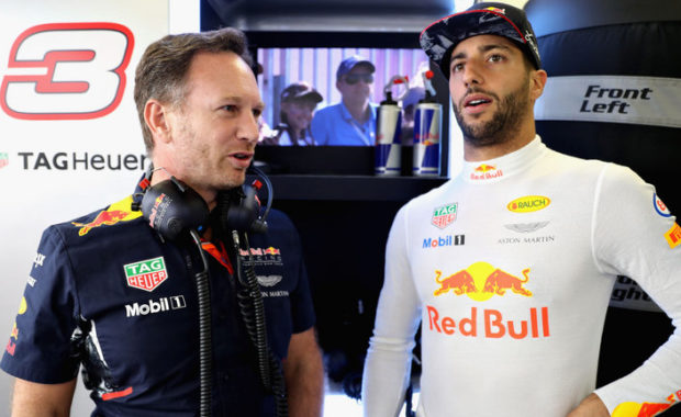 Christian Horner reassured Ricciardo of fair fight after favoritism concerns