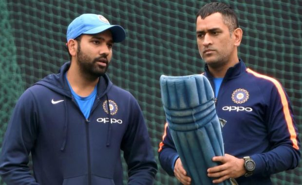 Rohit Sharma opens up on MS Dhoni's place in ODI, T20I teams