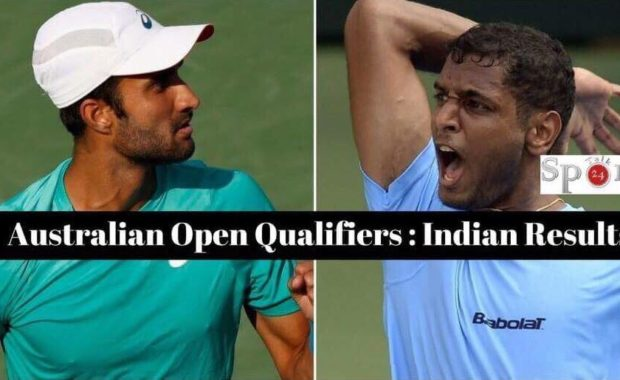 Australian Open Qualifiers : Yuki and Ramkumar advances