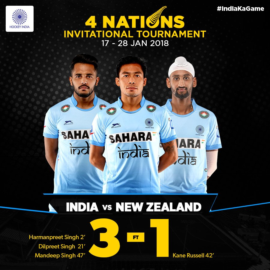 Four Nations Invitational Hockey Tournament
